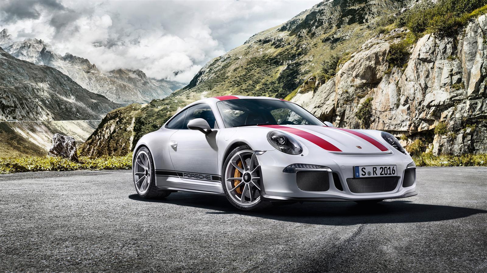 Sport Wallpaper Porsche 911: Porsche 911 R Wallpapers