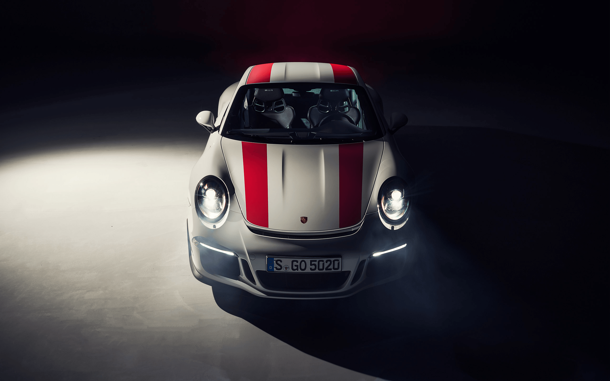Porsche Hd Wallpapers 1080p: Porsche 911 R Wallpapers