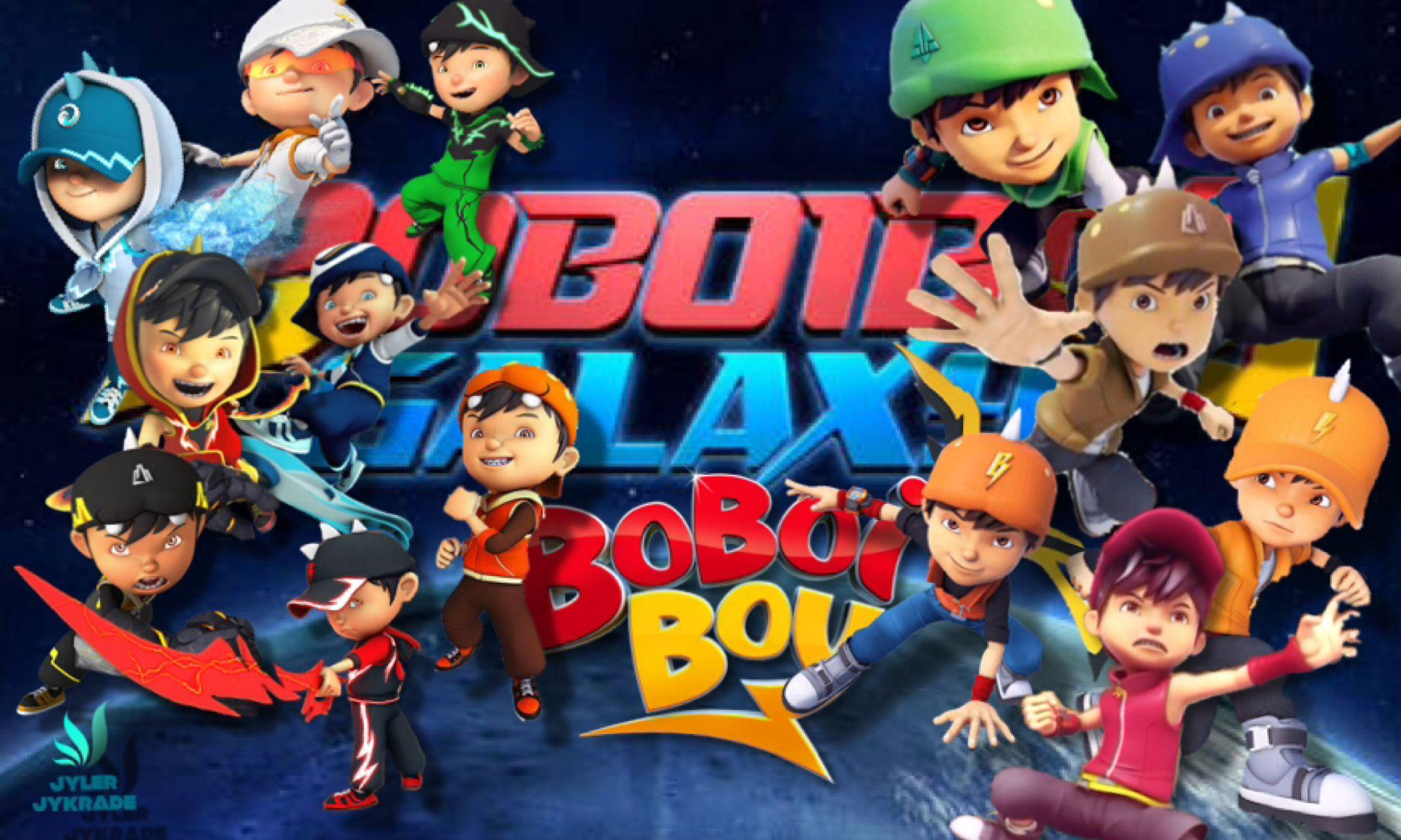 Boboiboy Galaxy Wallpapers Wallpaper Cave