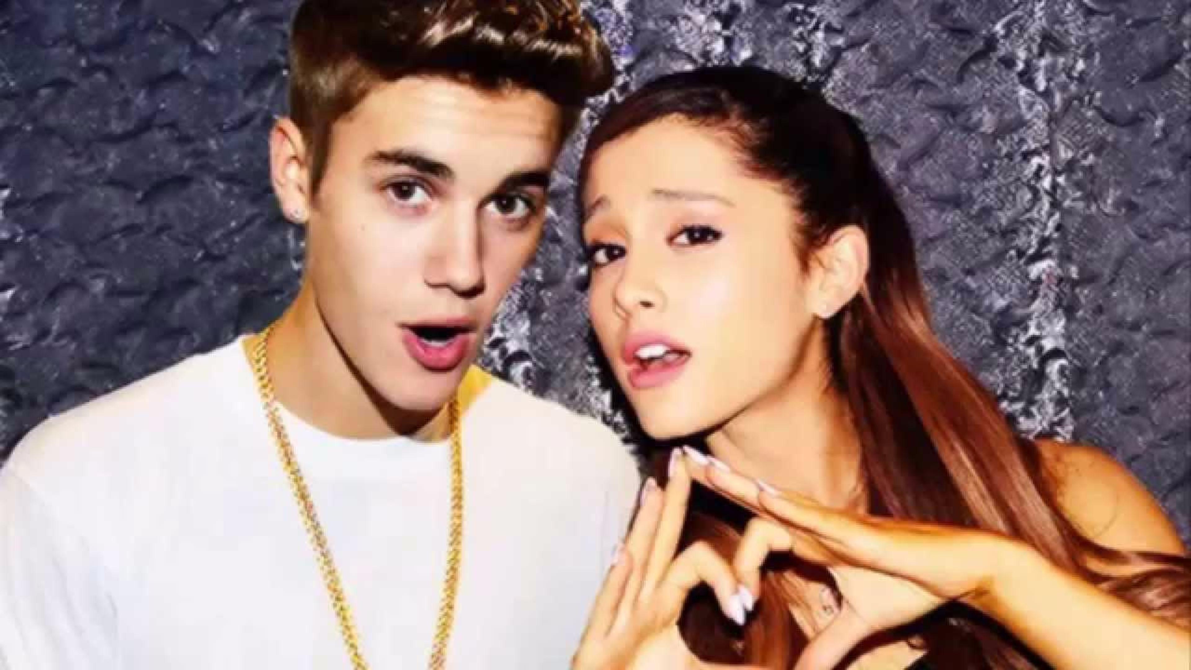 Justin Bieber and 4K Ariana Grande Wallpaper | Free 4K Wallpaper