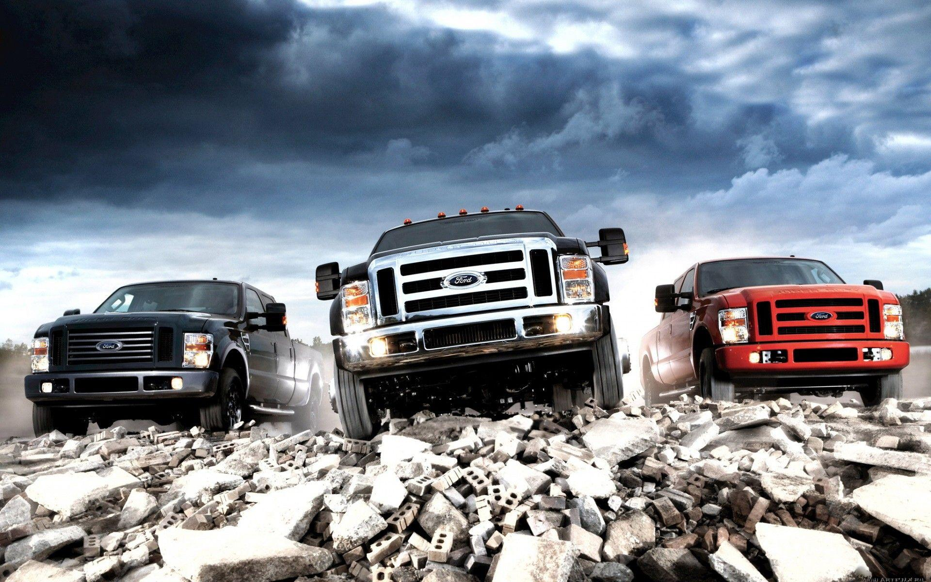 Pickup Trucks Wallpapers
