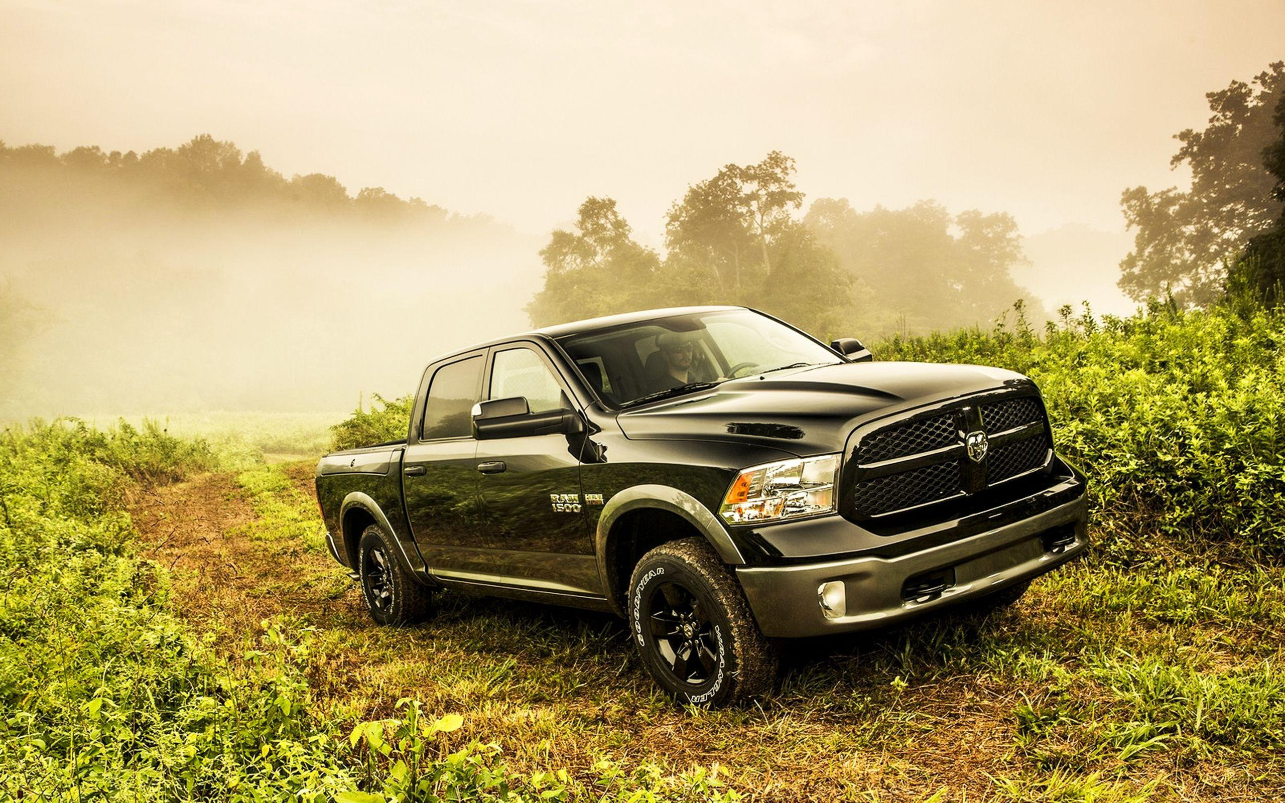 Dodge Truck Wallpapers Wallpaper Cave