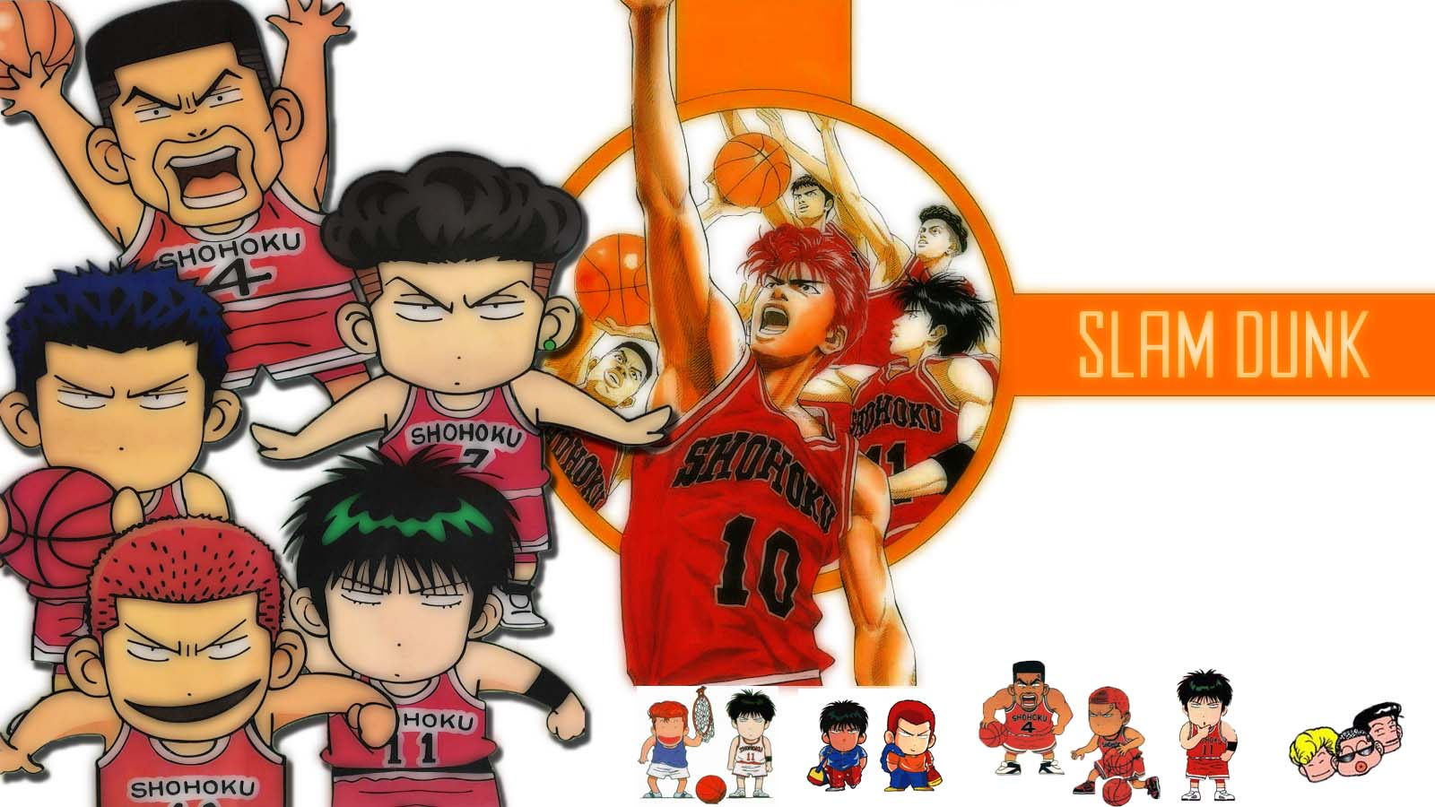 slam dunk hd wallpapers