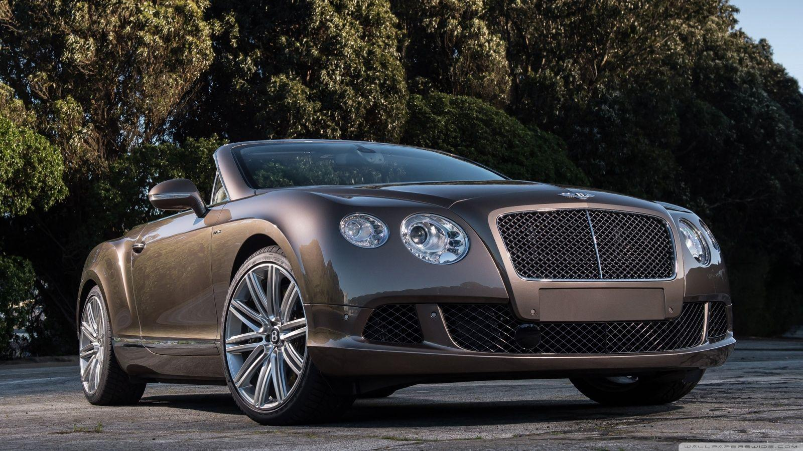 Bentley Continental GT Speed Convertible ❤ 4K HD Desktop ...