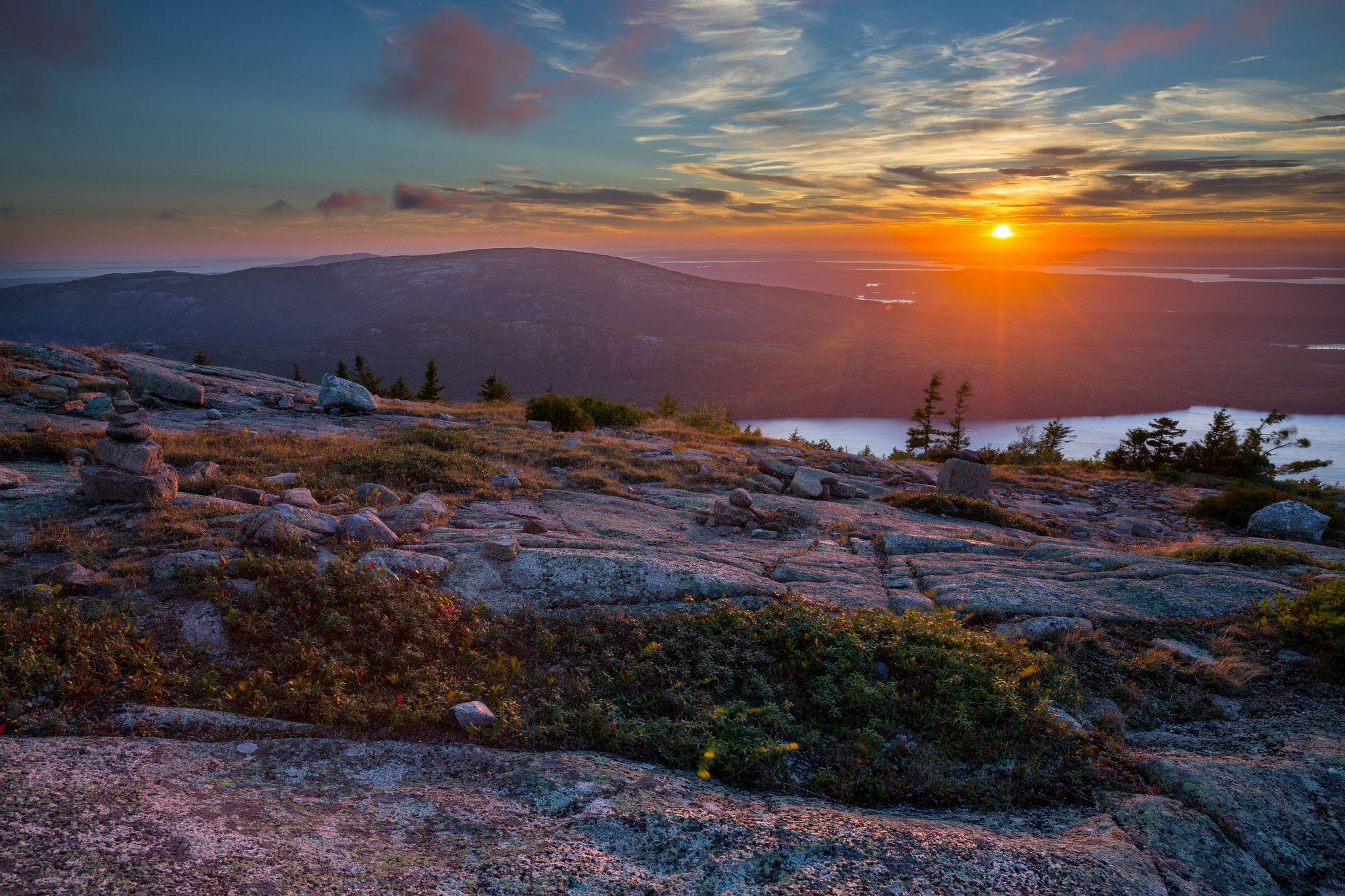 Acadia National Park: 20 Stunning Photos of The Rugged Northeast