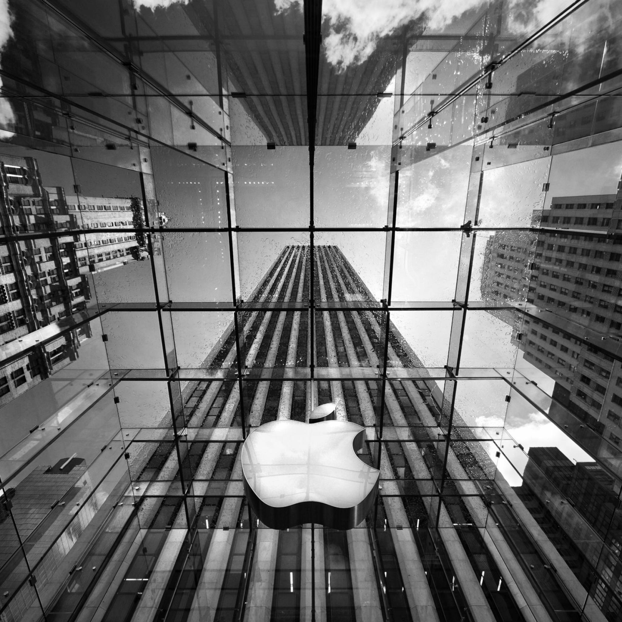 Apple Store New York iPad Wallpaper HD #iPad #wallpaper | iPad ...
