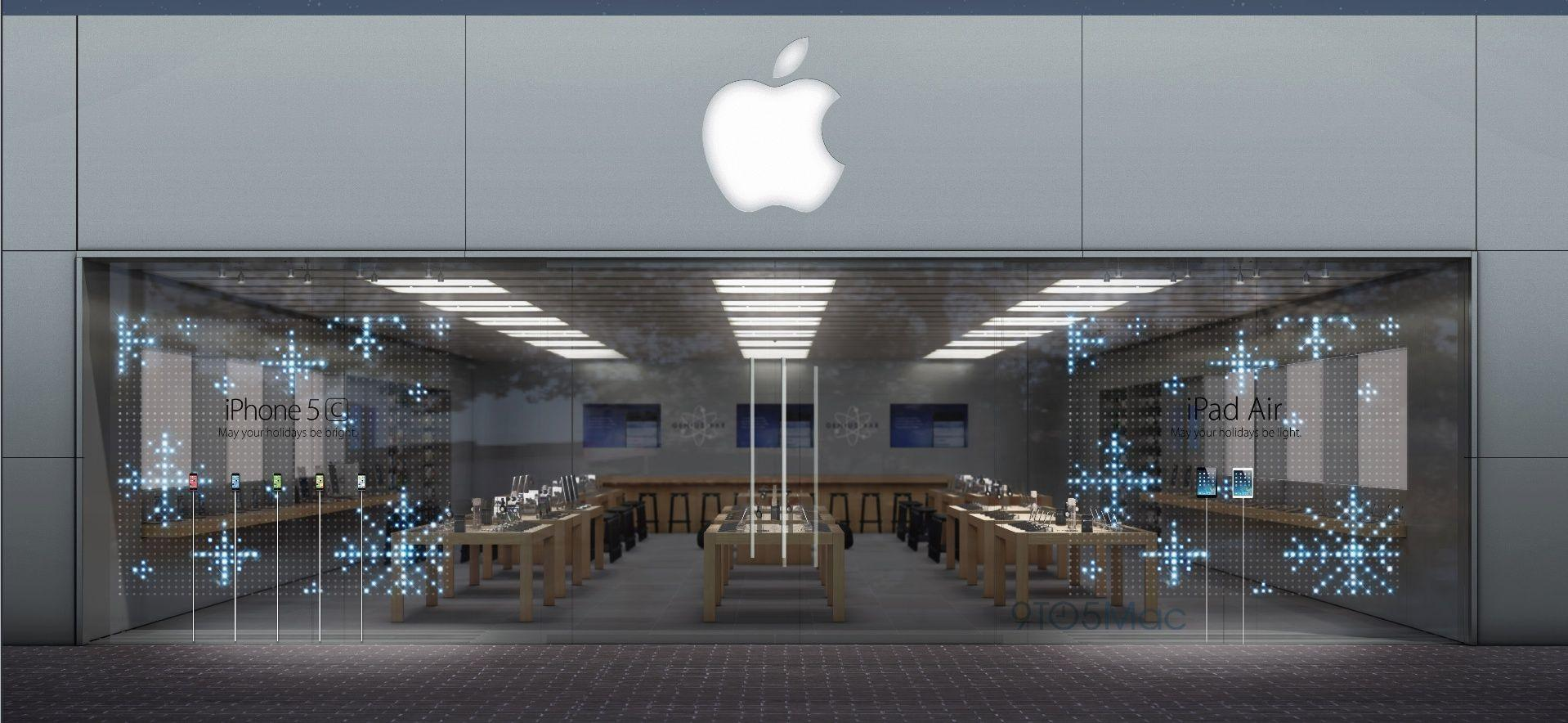 24+ Best HD Apple Store Wallpapers