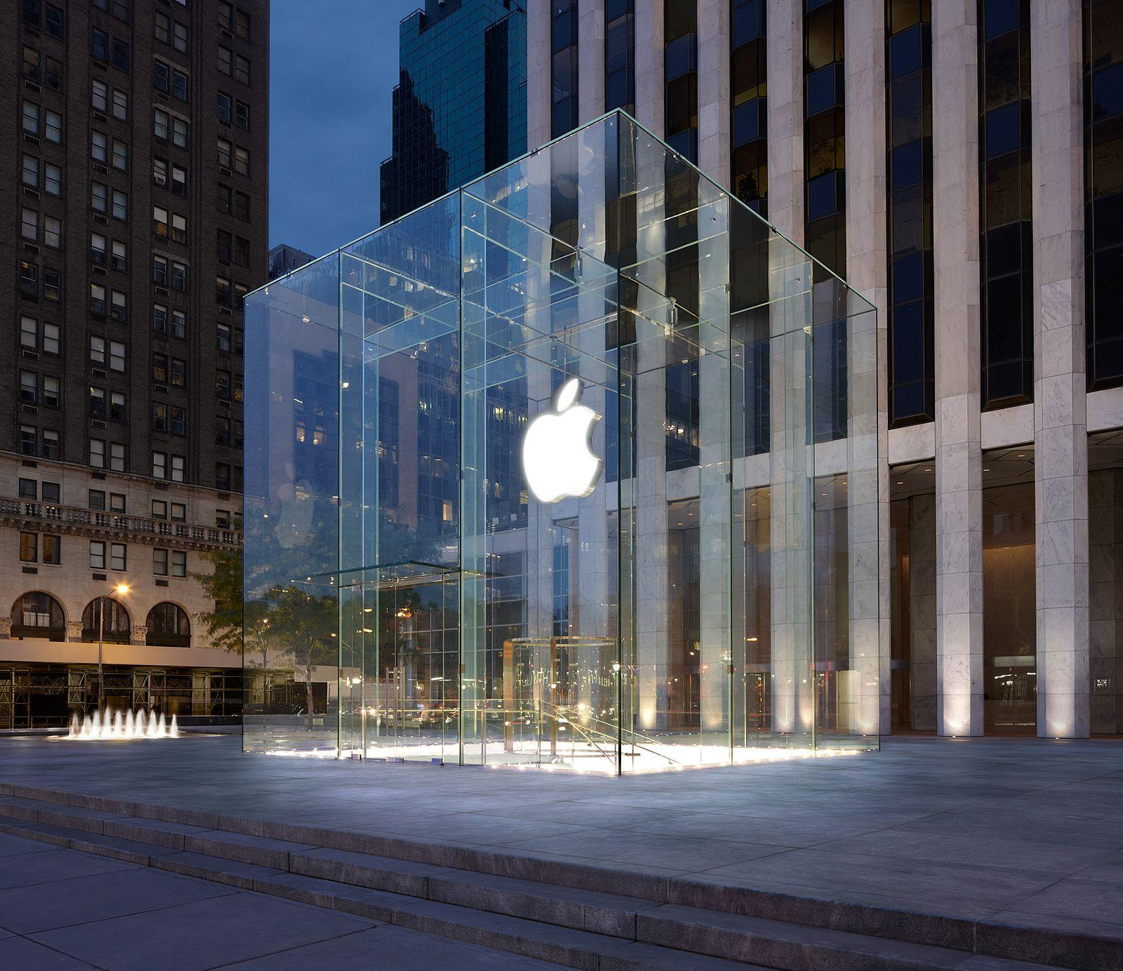 1600x1384px #699910 Apple Store New York (957.32 KB) | 04.04.2015 ...