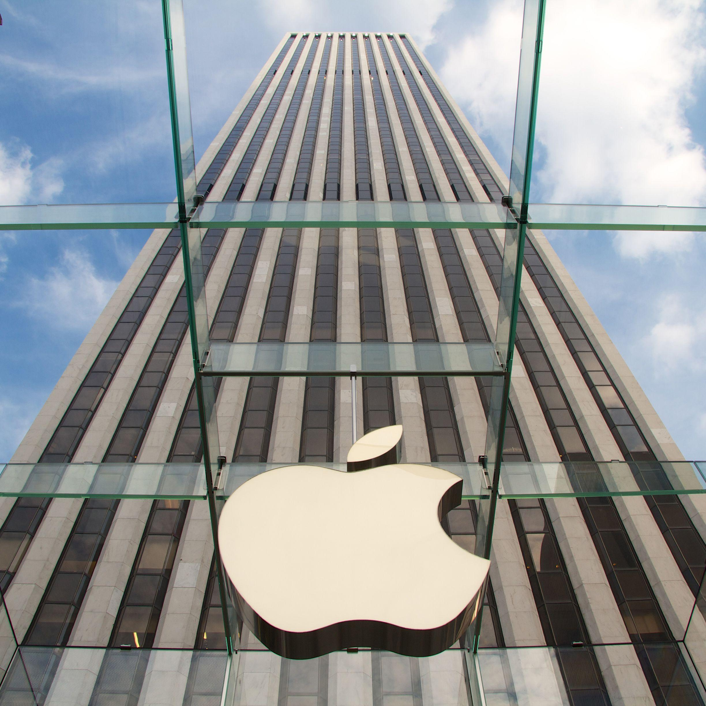 10 Stunning Apple Stores Images as iPad Wallpaper - Apple Gazette