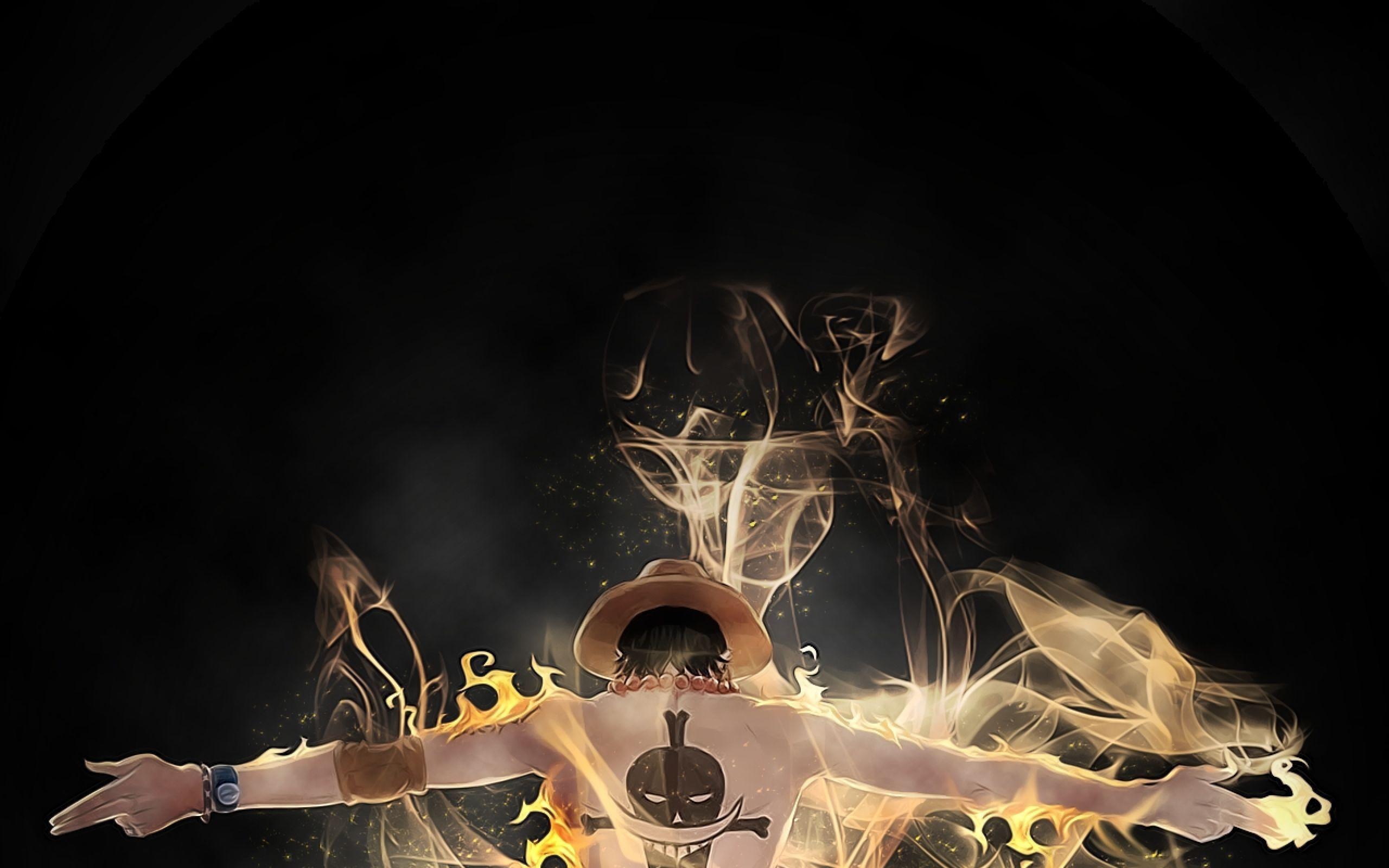 One Piece Ace Wallpapers Desktop Background