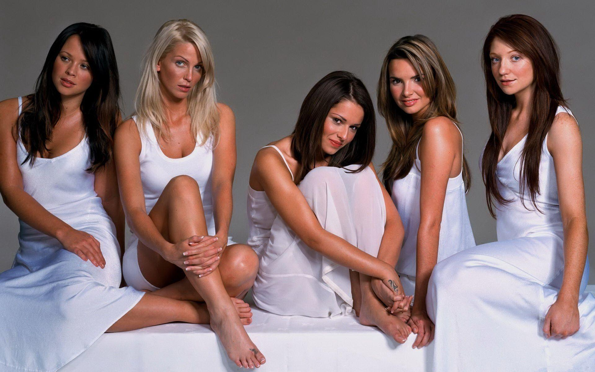 3 Girls Aloud HD Wallpapers | Backgrounds - Wallpaper Abyss
