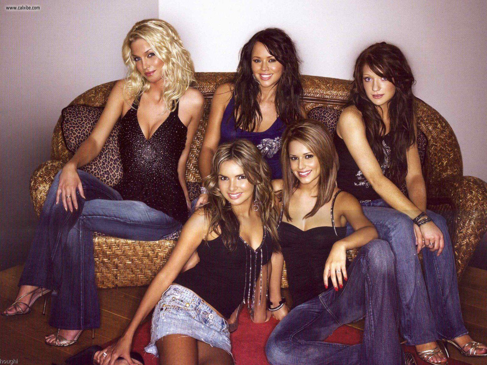 Music Girls Aloud Picture