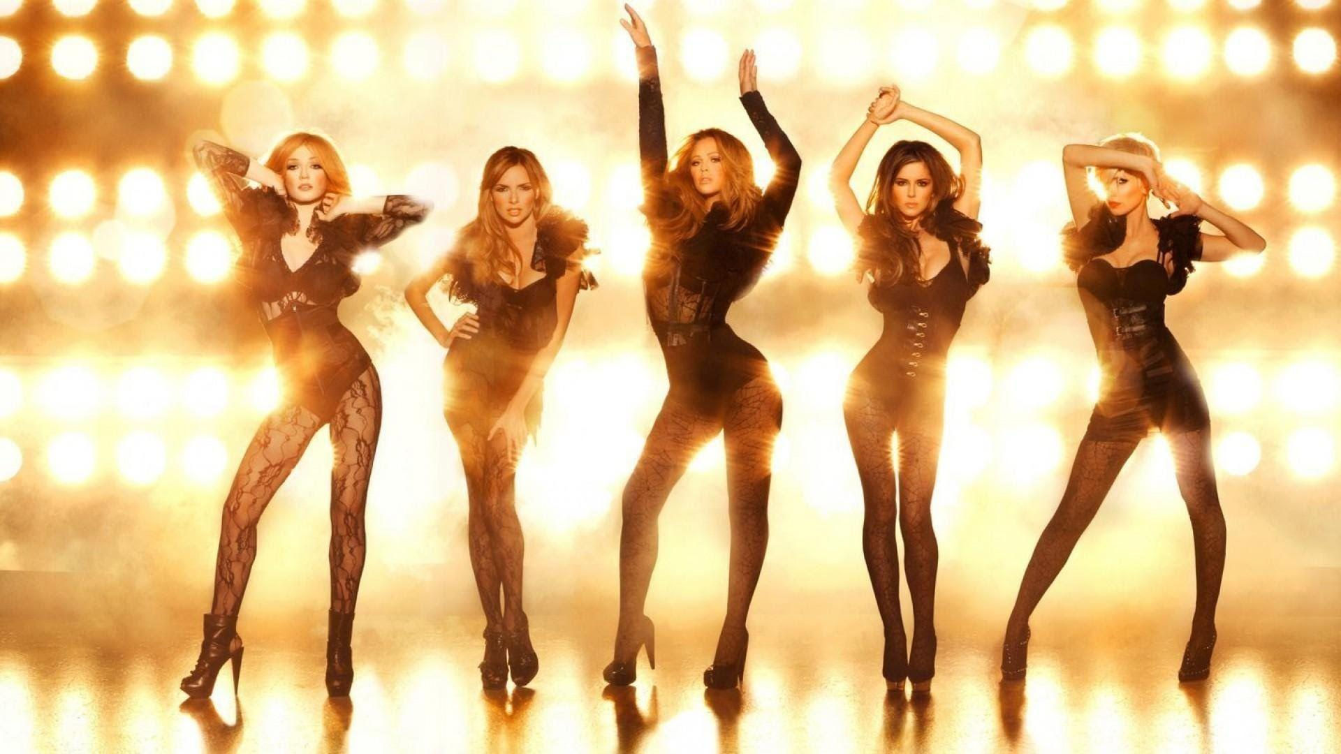 Girls Aloud - Official UK Chart Hits - Chart History - YouTube