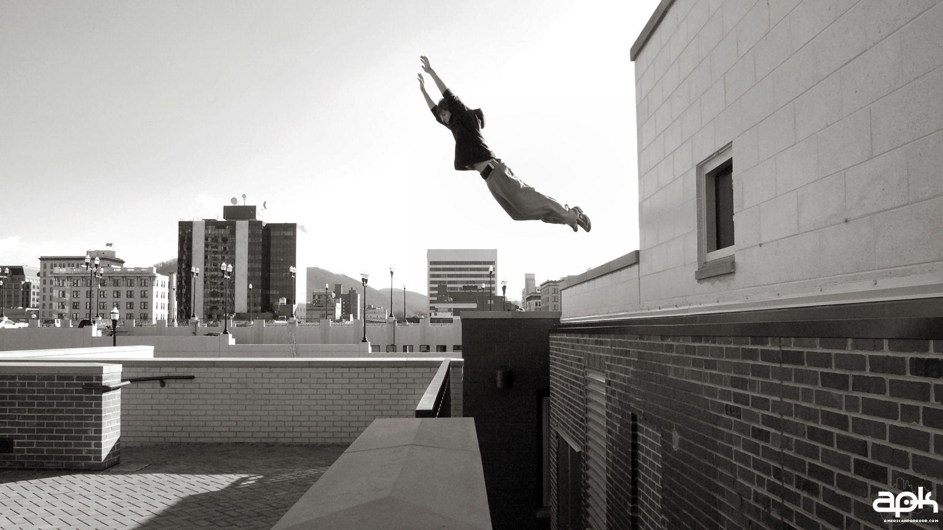 Parkour Wallpapers HD - WallpaperSafari