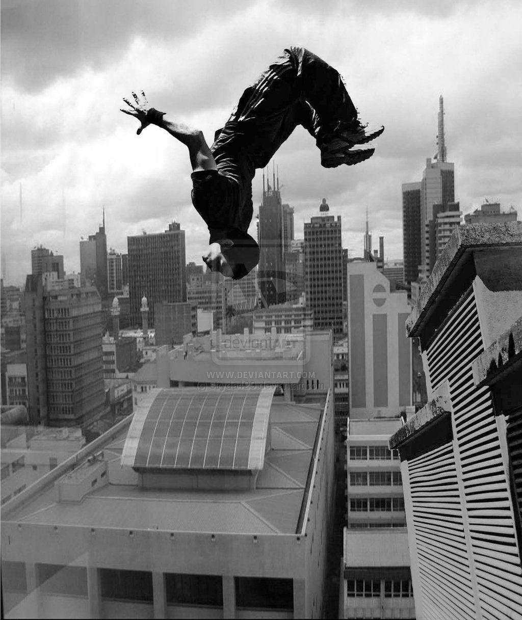 Parkour_The_City_by_stryda4291.jpg (1024×1217) | Leaping ...