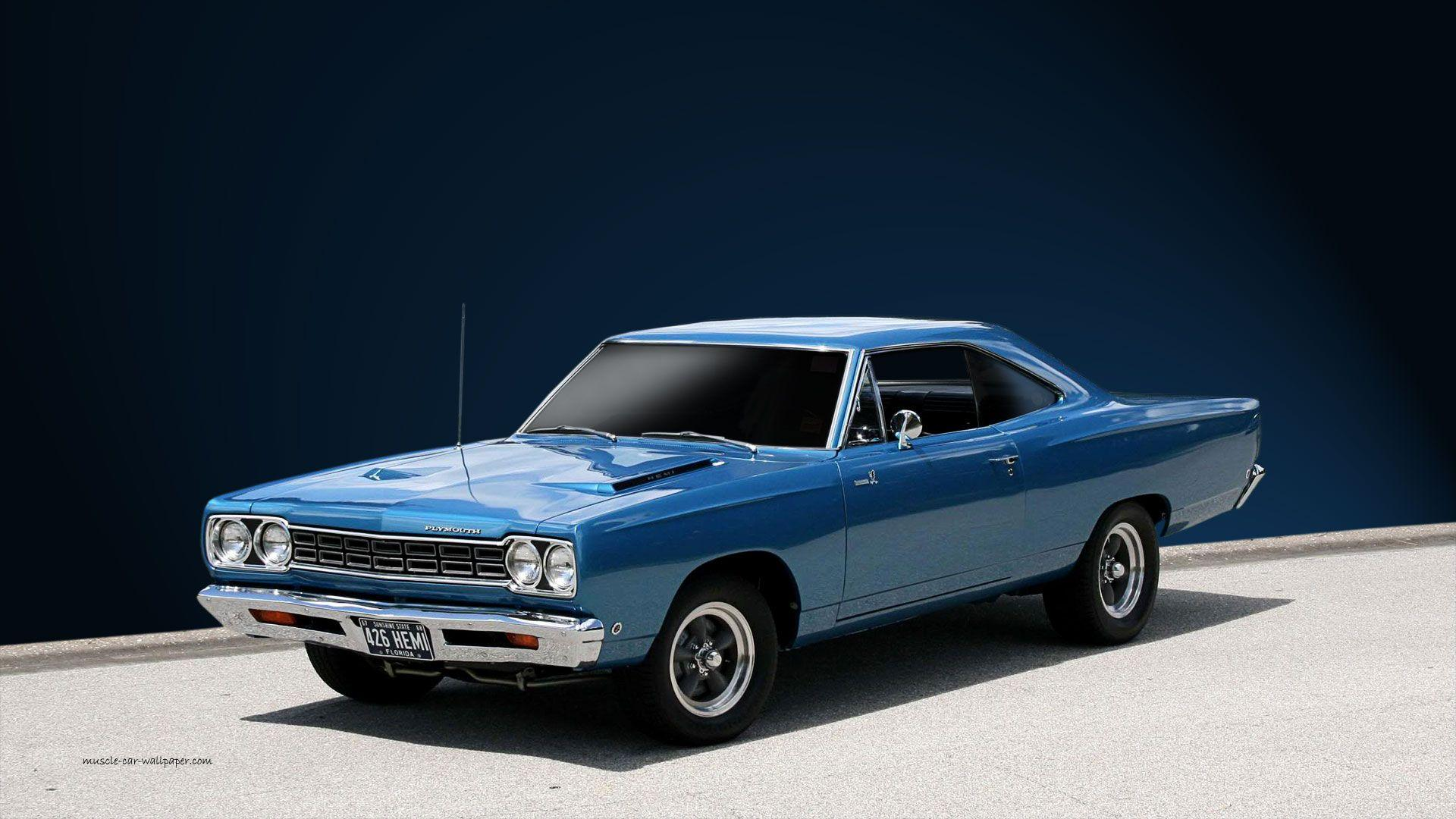Plymouth Road Runner Wallpapers Group (78+)