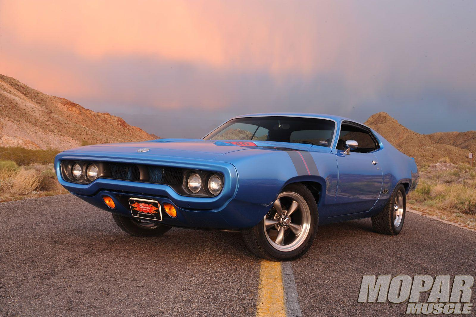 Plymouth GTX Wallpaper - WallpaperSafari