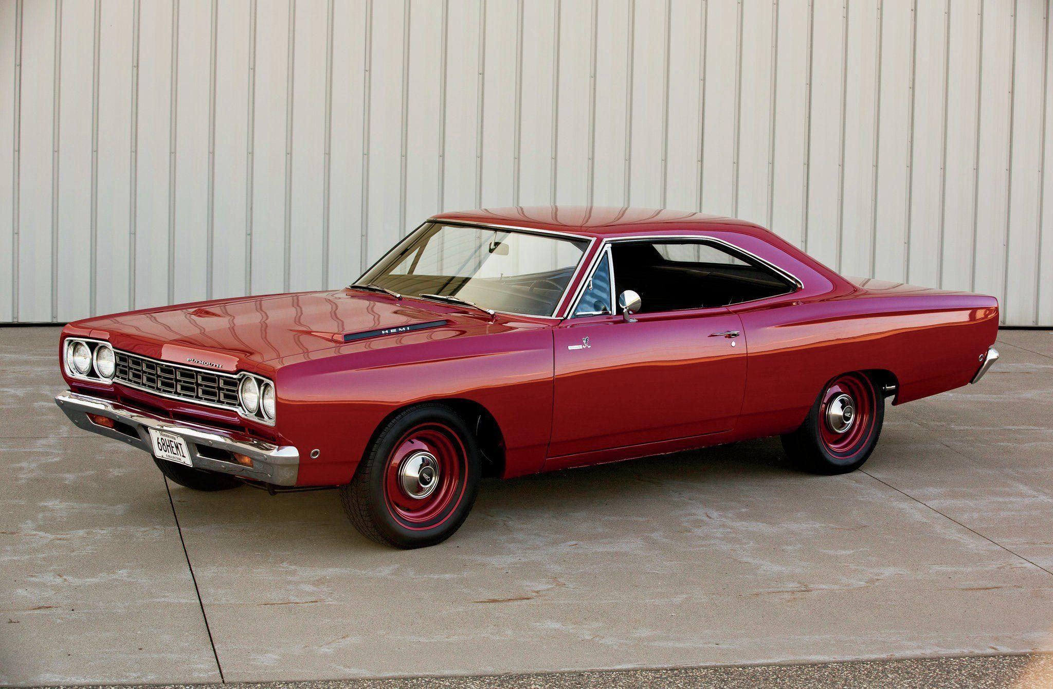 1968 Plymouth Road Runner - Road To Stardom - Hot Rod Network