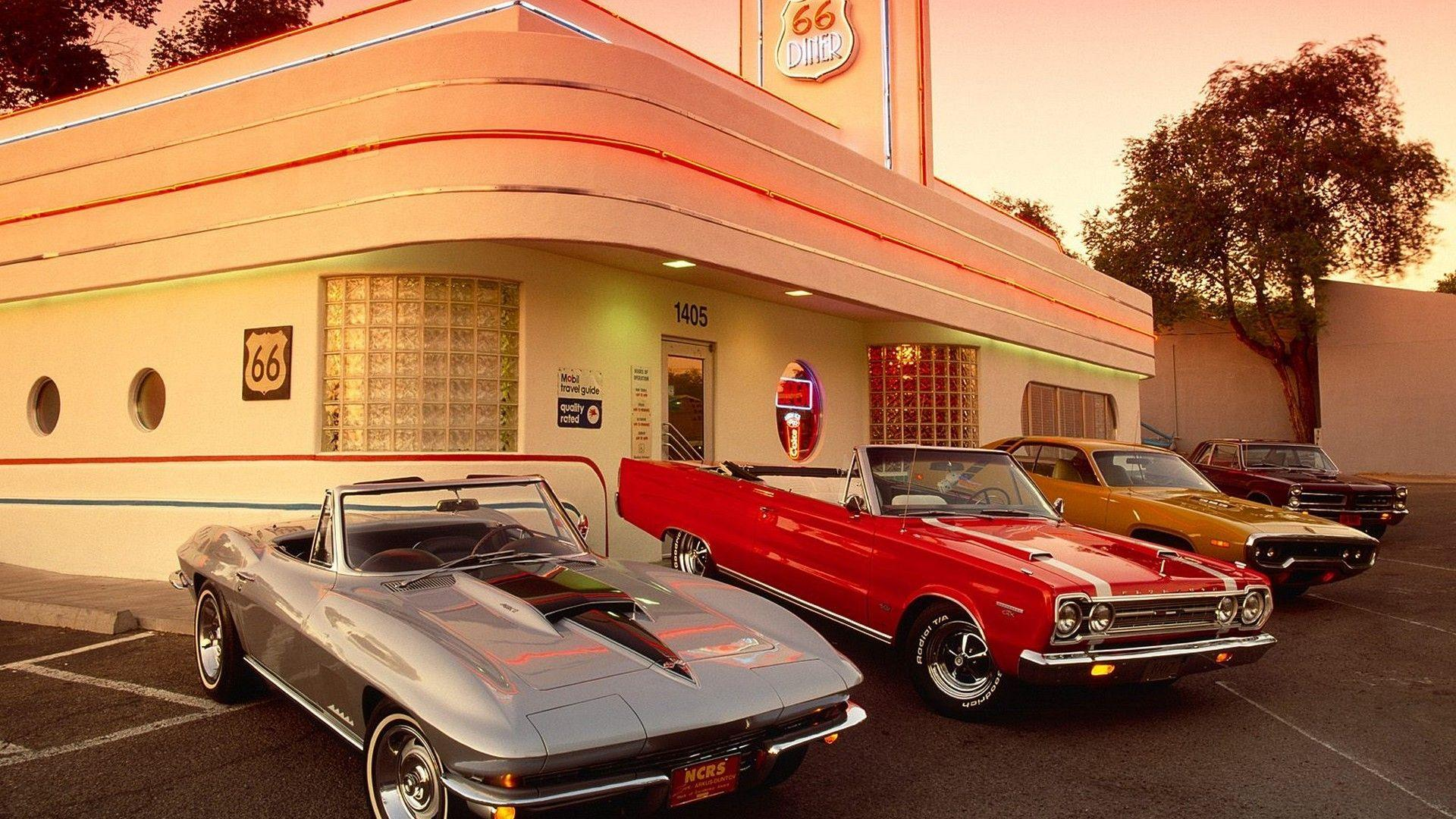 cars Plymouth Corvette roadrunner Pontiac GTO - Wallpaper ...