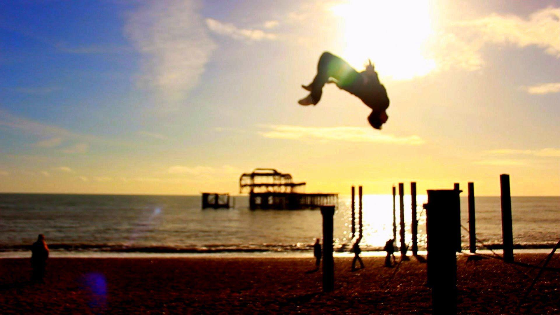 Freestyle: Free Running/Parkour - YouTube