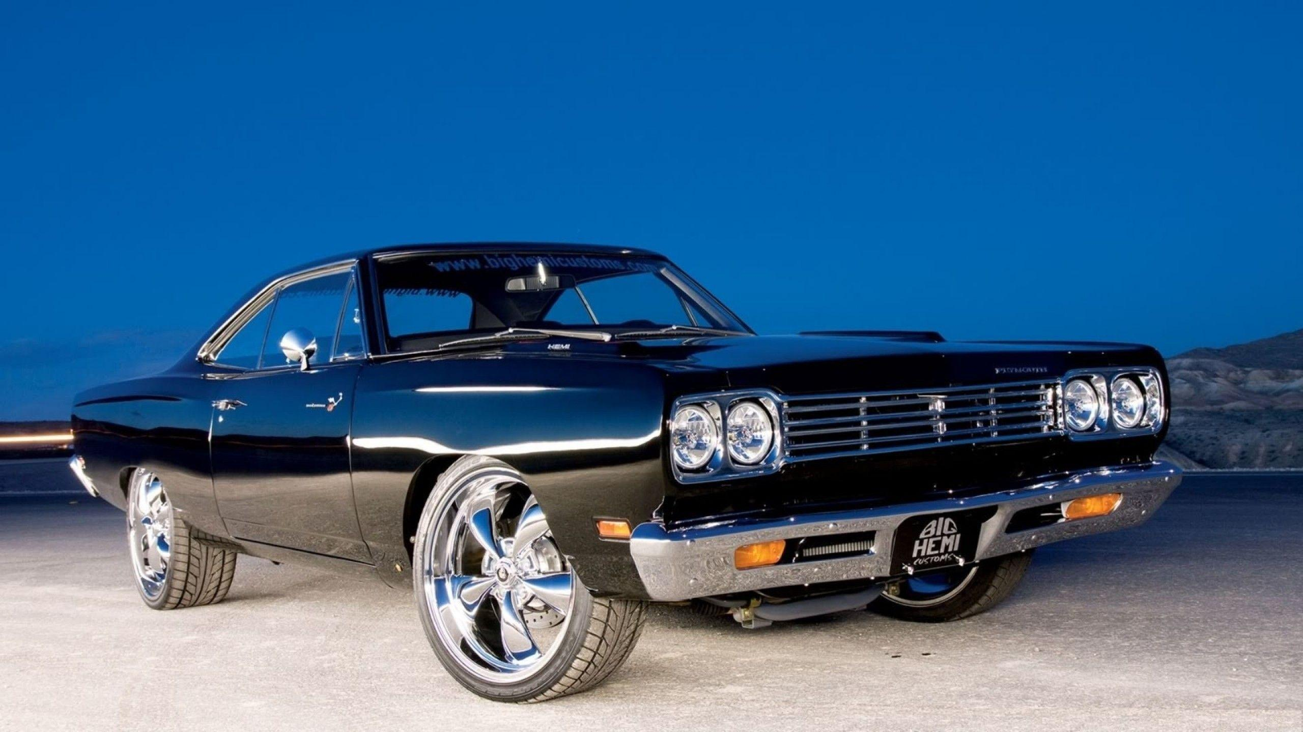 muscle Cars, Plymouth, Roadrunner, Hemi Wallpapers HD / Desktop ...