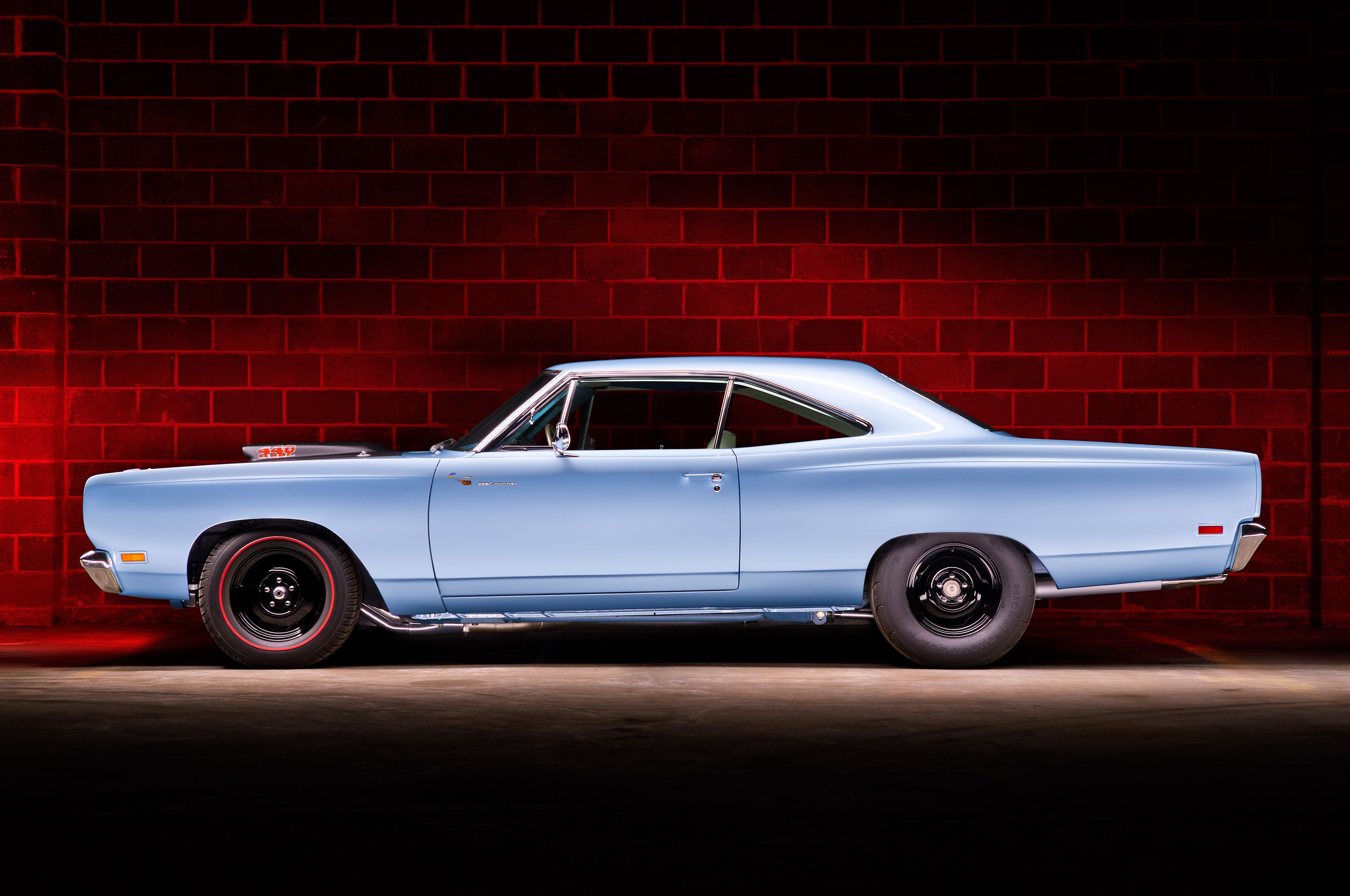 1969 Plymouth Road Runner cars coupe wallpaper | 6144x4080 ...
