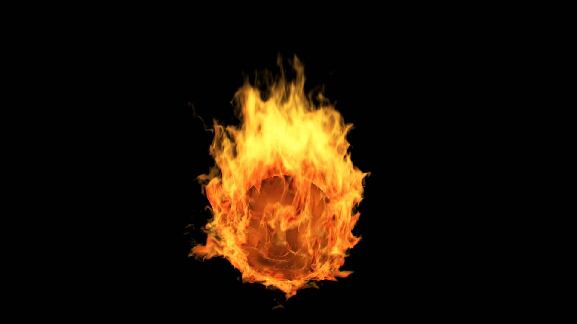 Fire Ball Wallpapers Wallpaper Cave