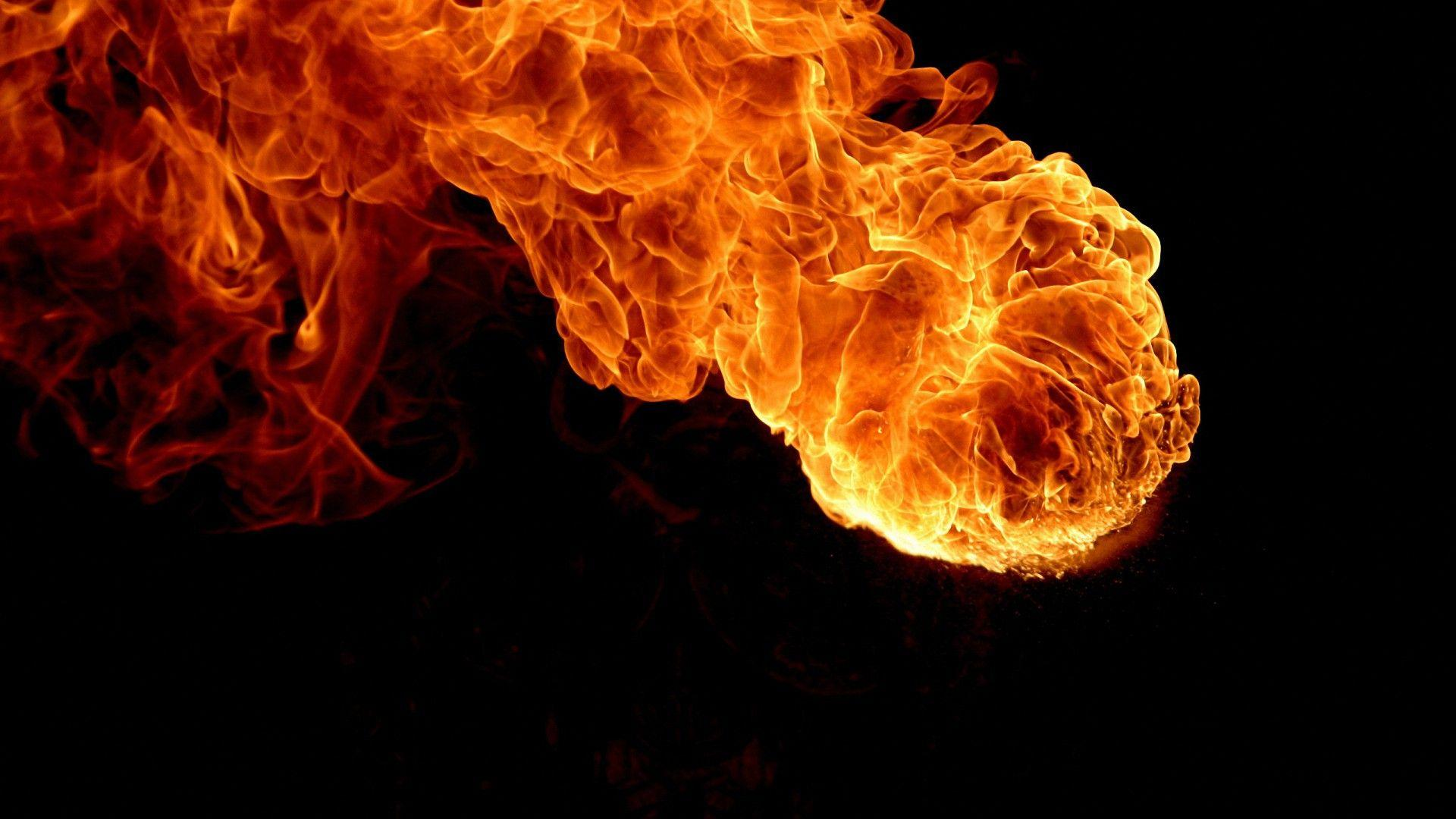 Fire Ball Flame Wallpapers - Full HD Backgrounds