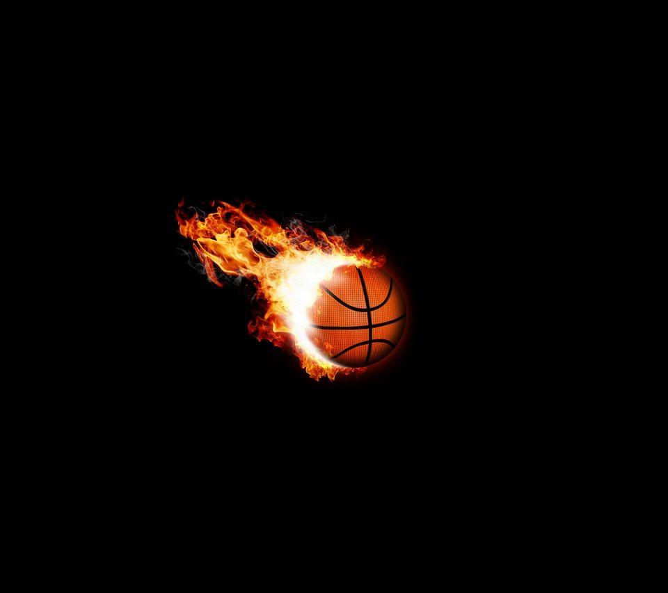 Fire Ball Android wallpaper HD