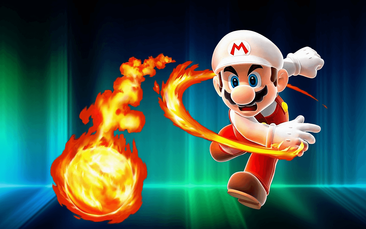 Cool mario backgrounds Group (79+)
