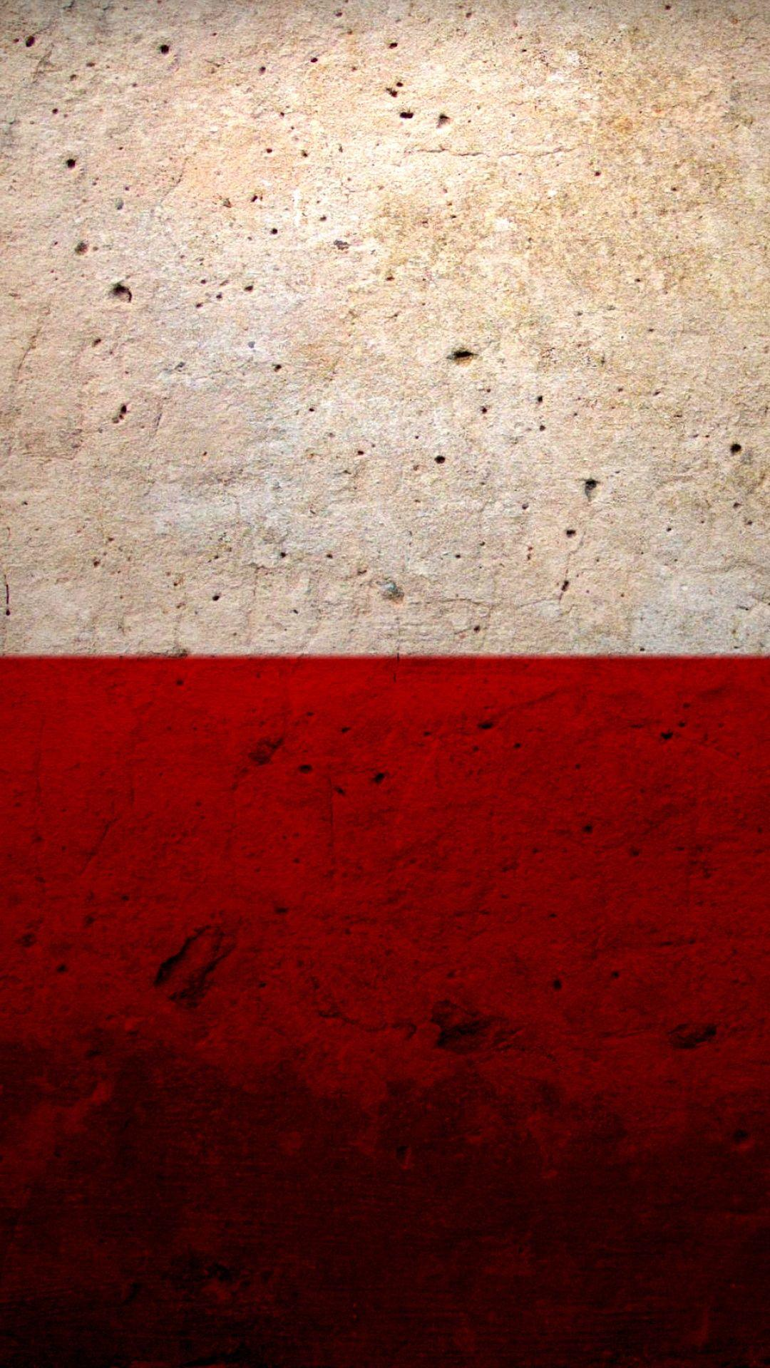 Flag Of Poland Mobile Phone Wallpaper | ID: 15100