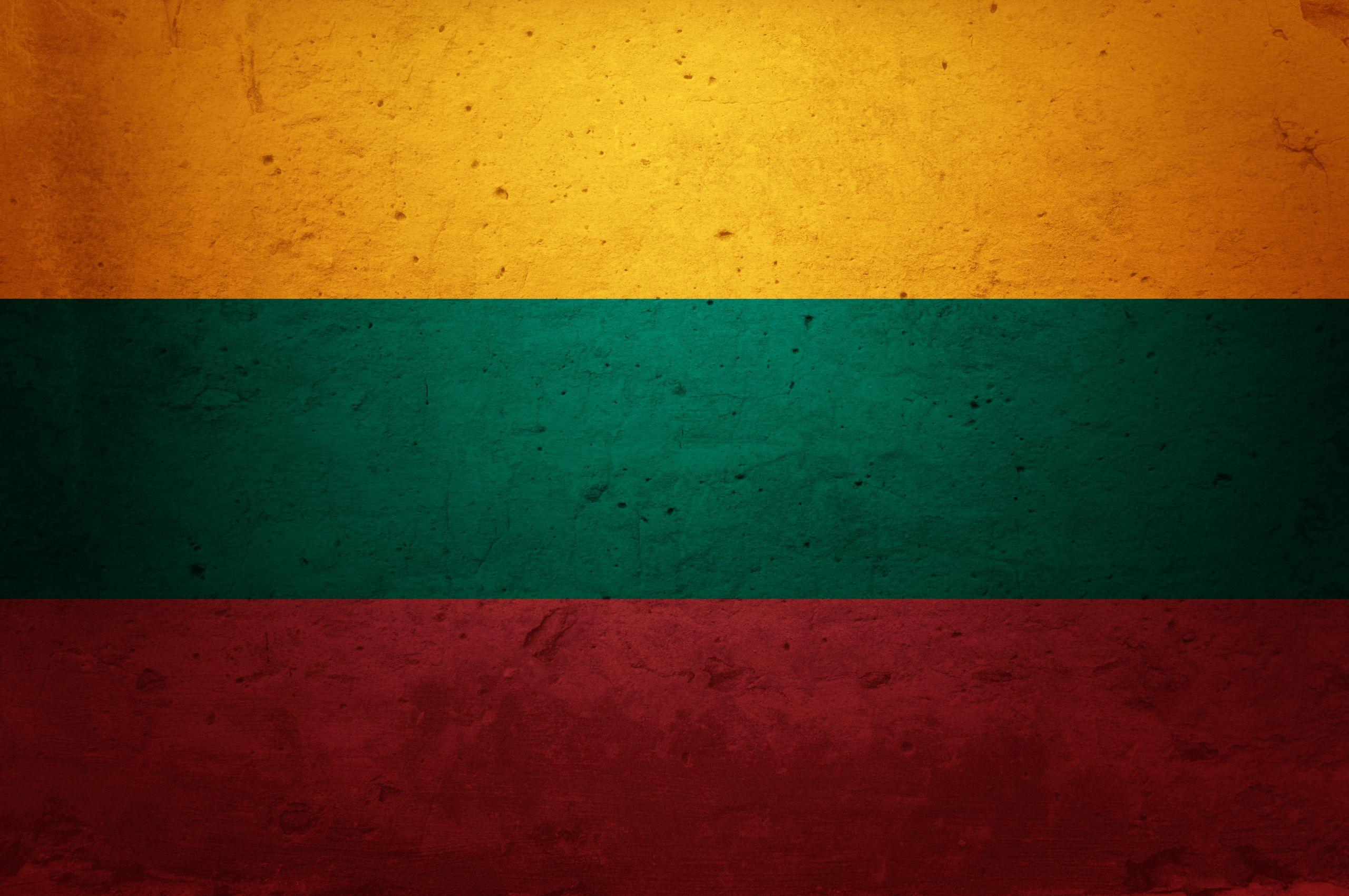 3 Flag Of Lithuania HD Wallpapers | Backgrounds - Wallpaper Abyss