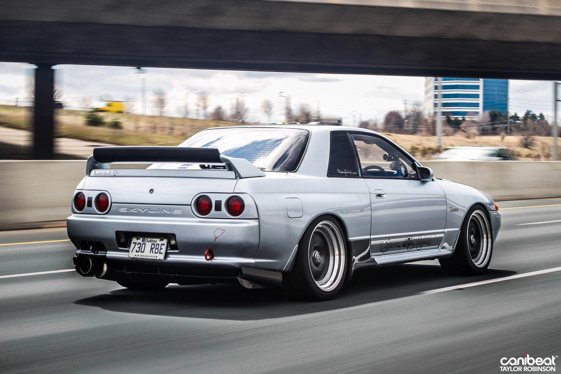 Nissan Skyline R32 Wallpapers