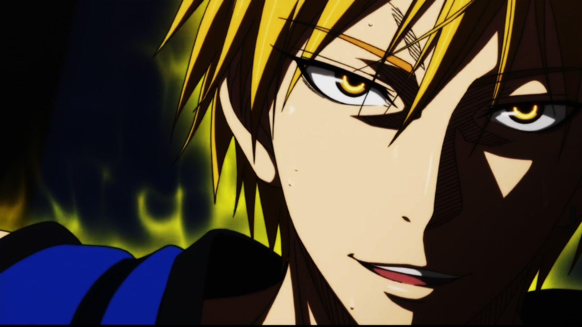 Kise Ryouta In The Zone
