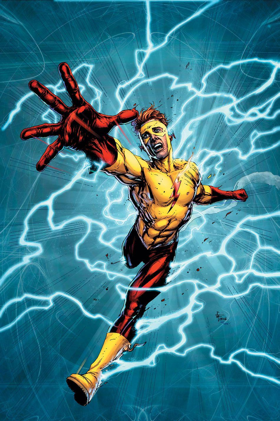Wally West screenshots, image and pictures