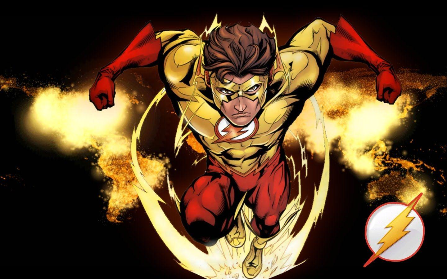 Kid Flash tribute