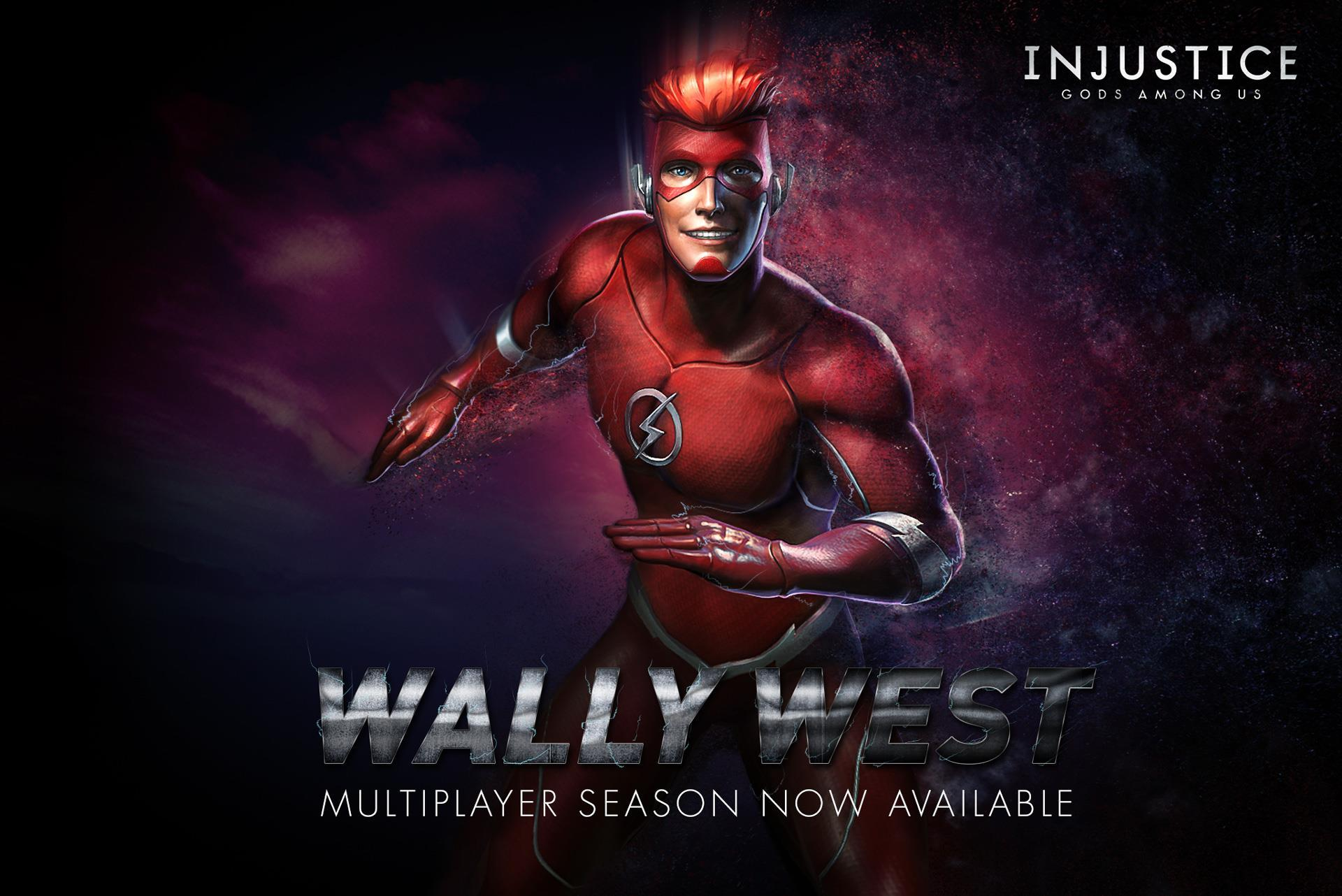 How To Get Rebirth Wally West