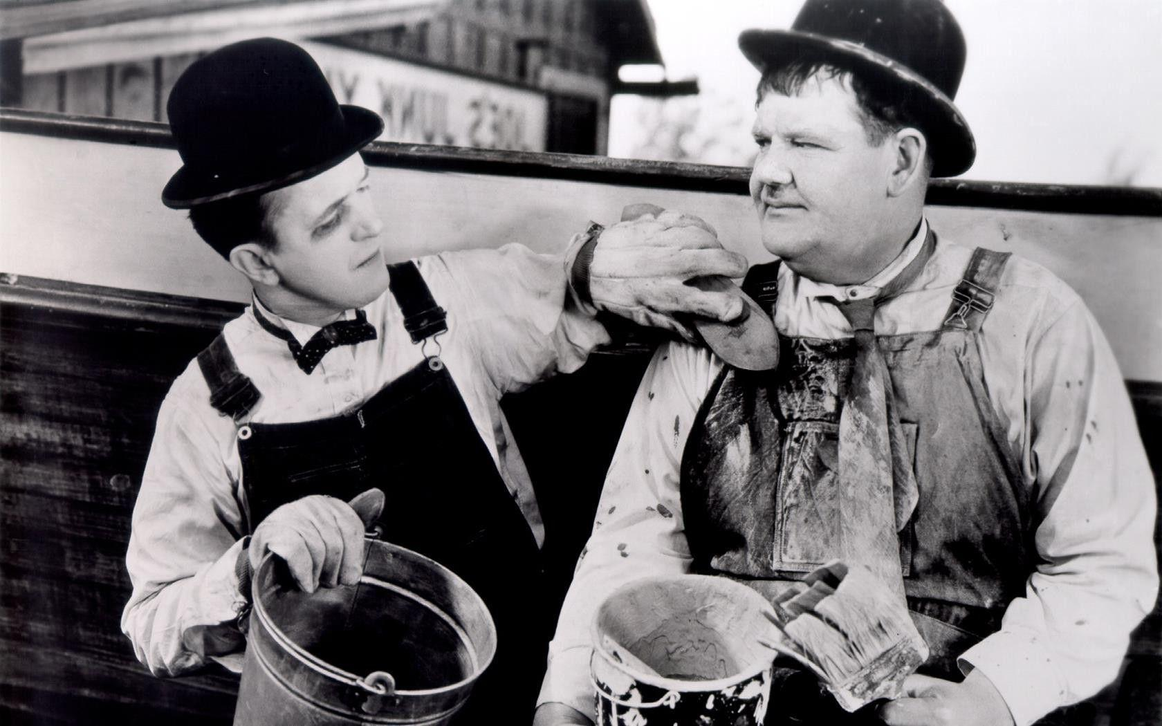 Laurel And Hardy Wallpapers - Wallpaper Cave