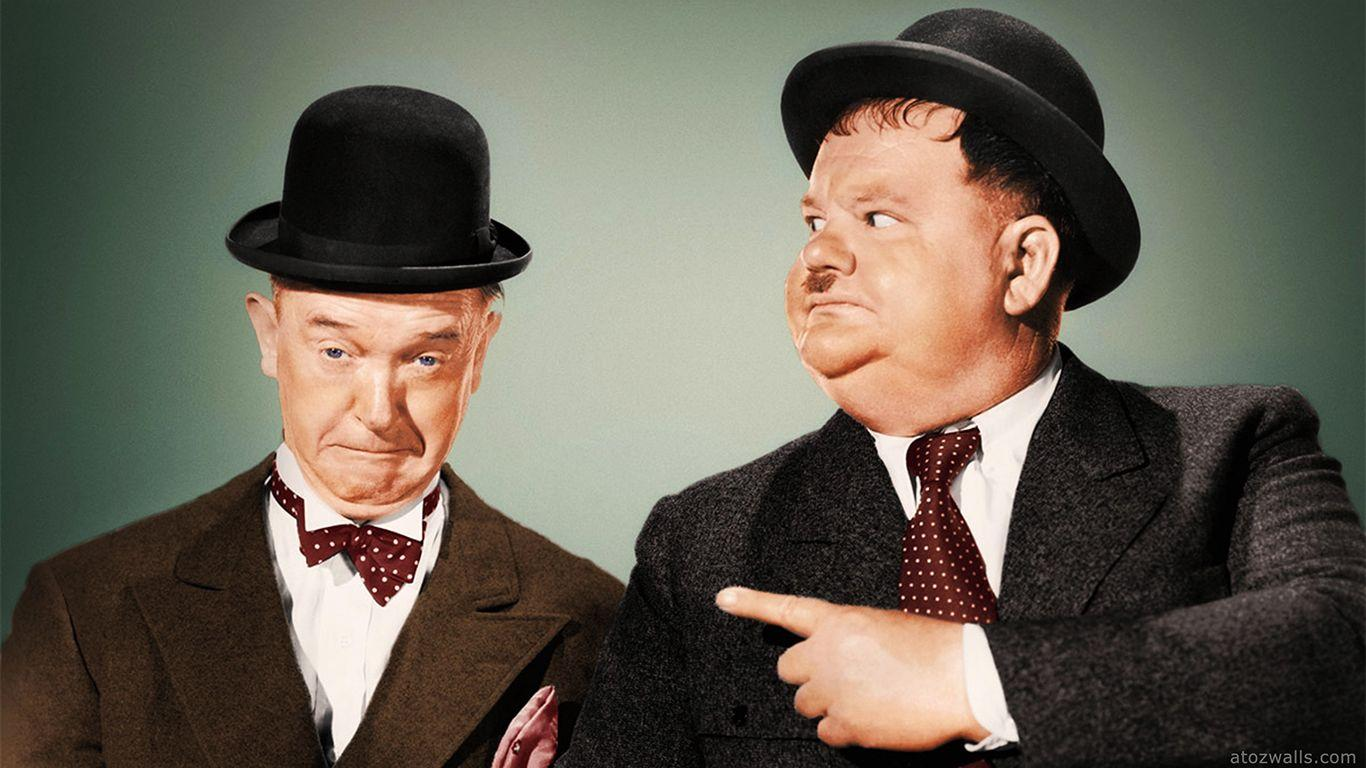 laurel and hardy HD wallpaper download