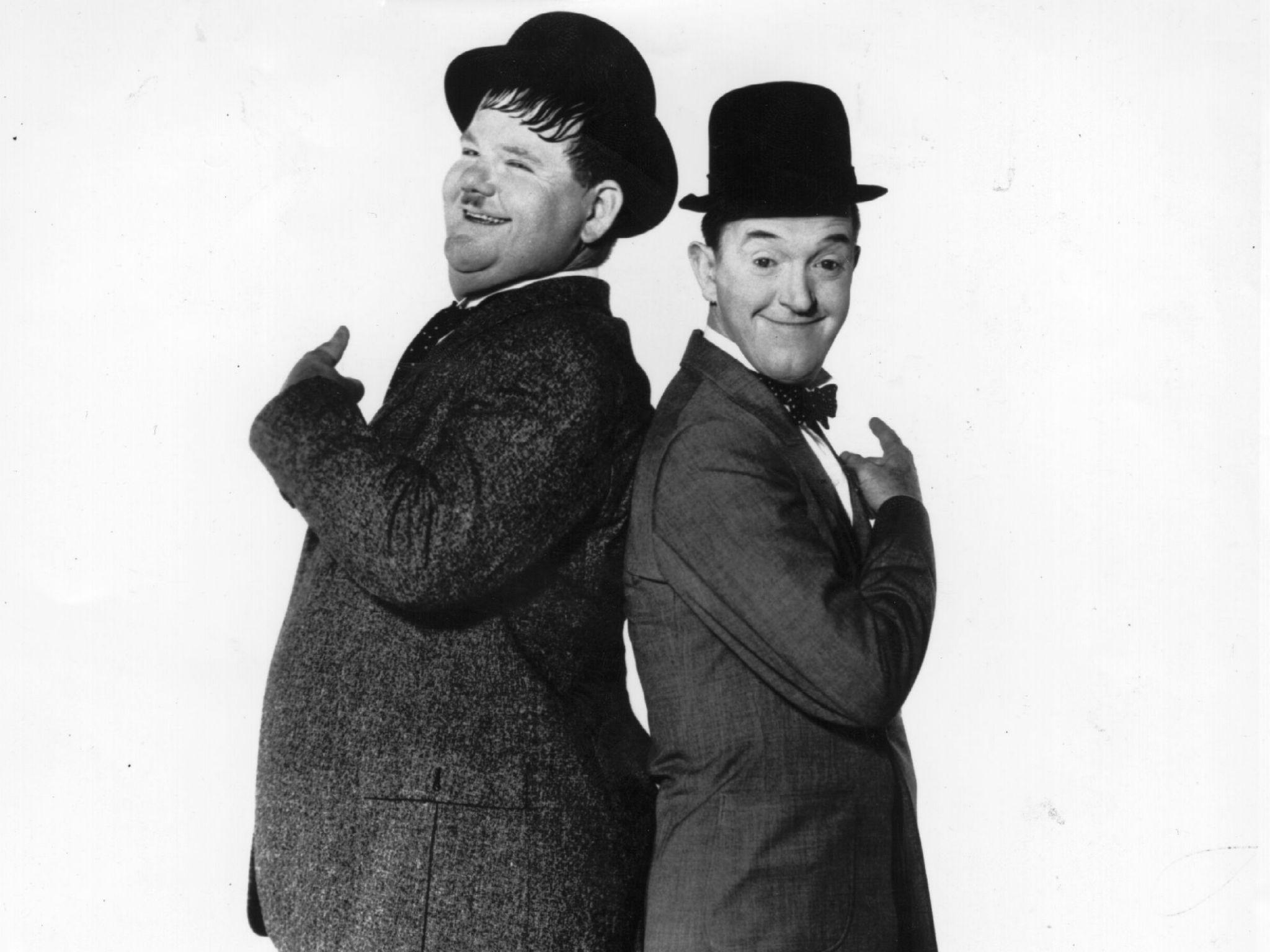 Steve Coogan and John C Reilly to star as Laurel and Hardy in new ...