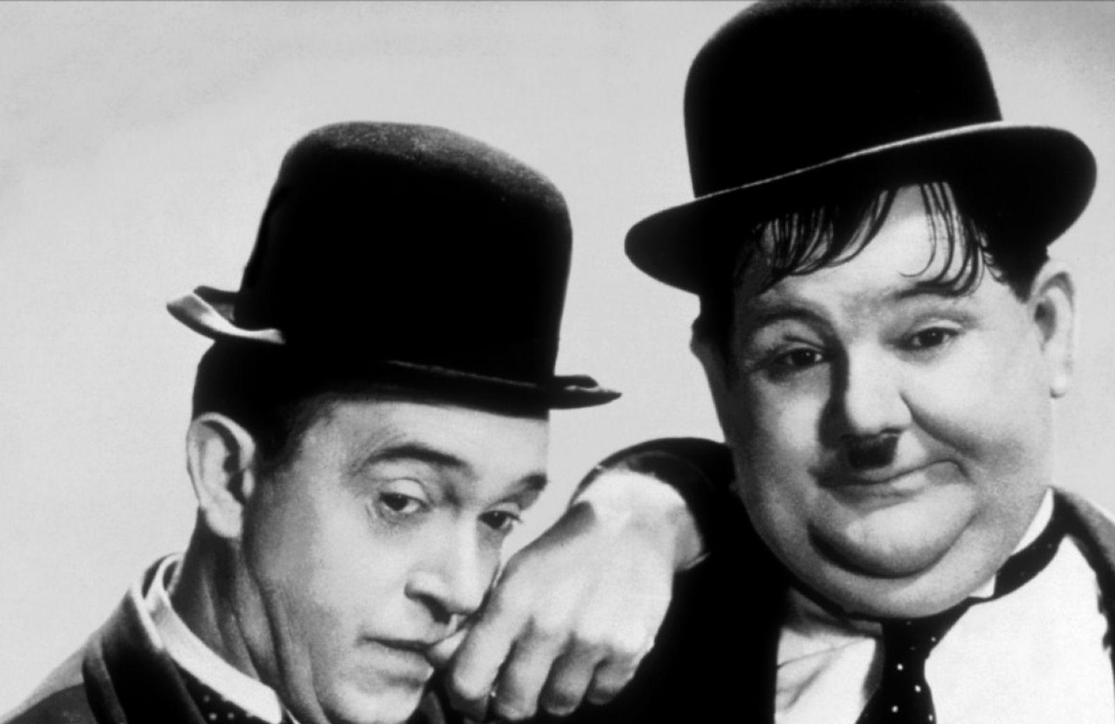 New Movie To Trace Laurel and Hardy's Late-Career Stage Work ...