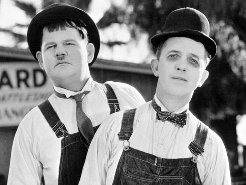 Rochester Reader: Currently Hooked on... Laurel and Hardy