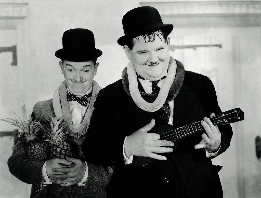 It's Friday so that means Laurel & Hardy time!!! Movie Poster ...