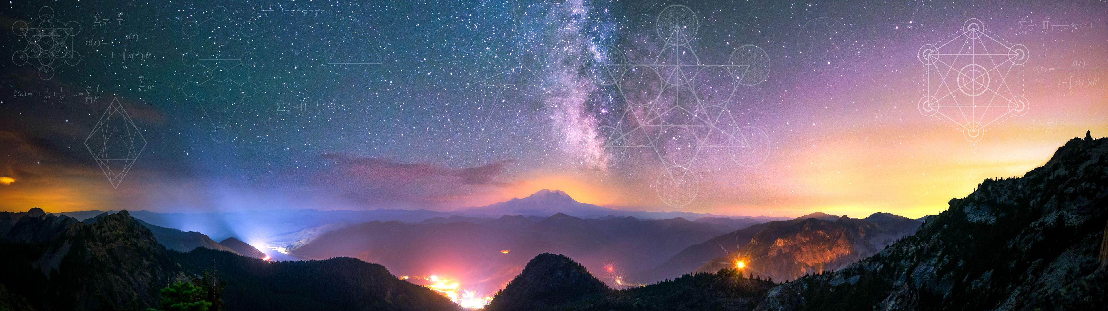 Sacred geometry and space wallpapers (part1) - Album on Imgur