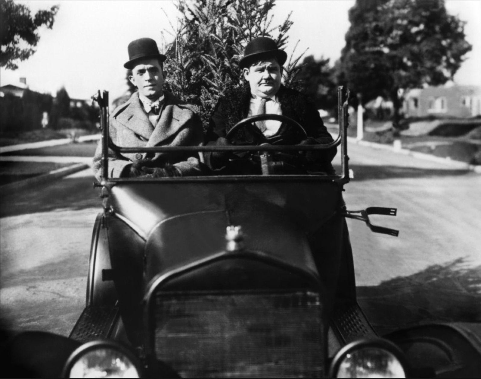 Laurel and Hardy-Annex