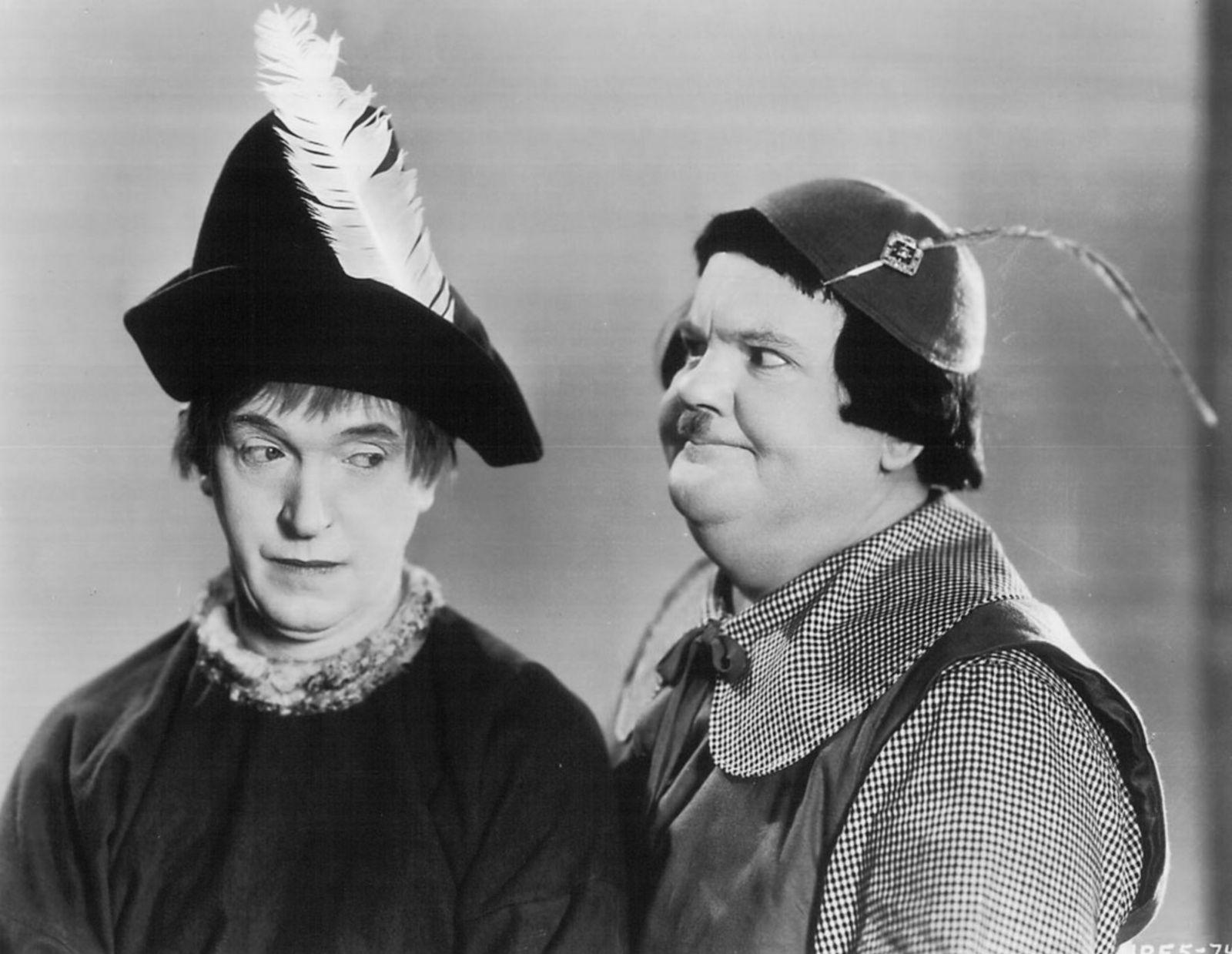 Still Marching: A Laurel and Hardy Kind of Thanksgiving…or any ...