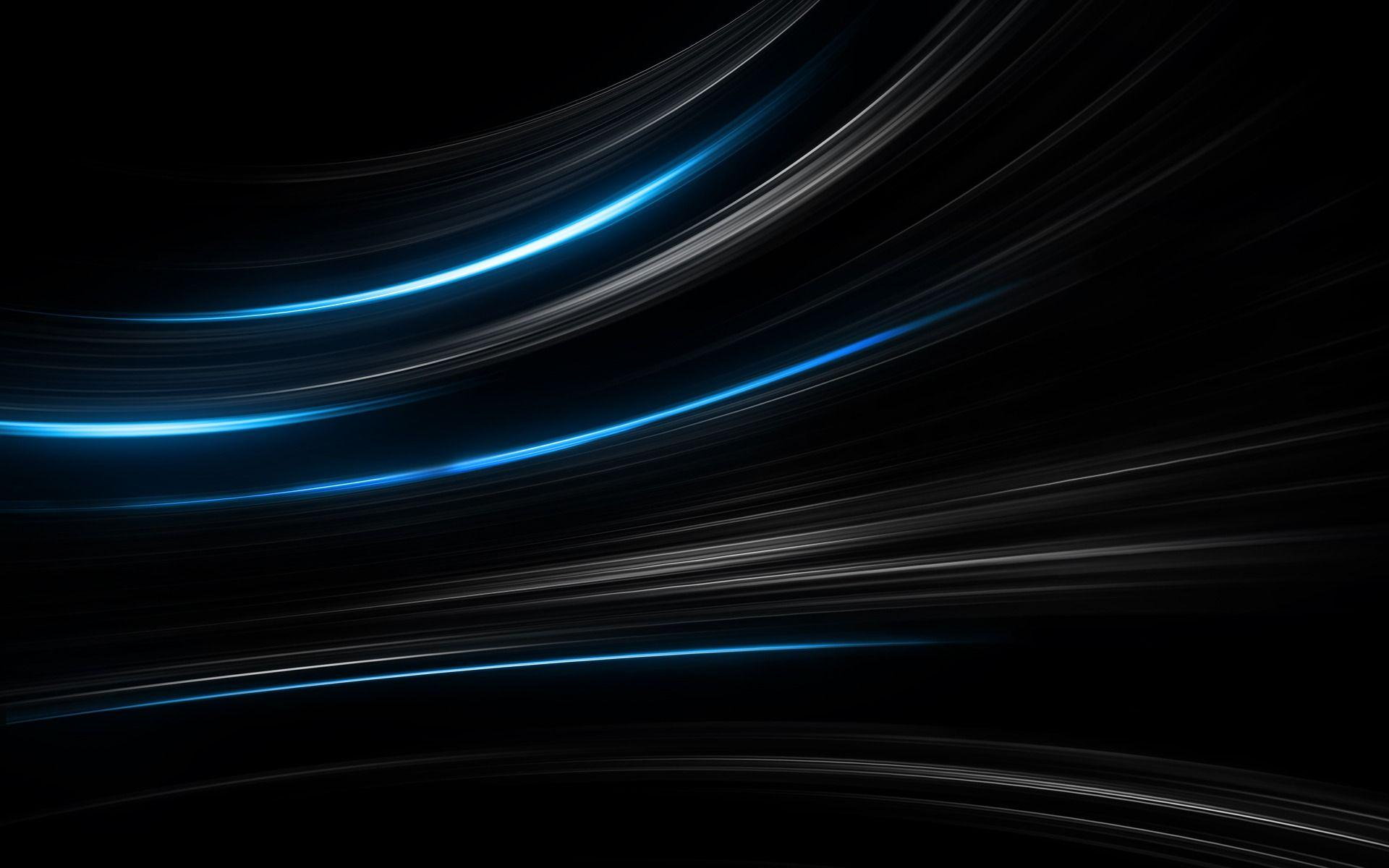 Black And Blue Wallpapers Wallpaper Cave