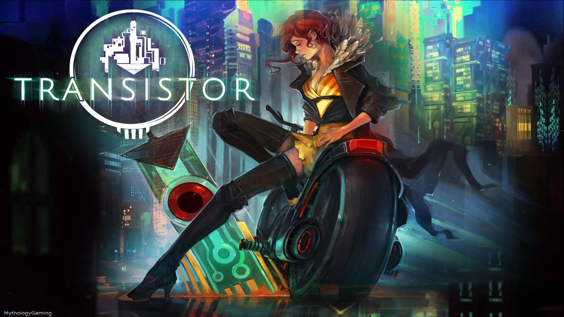 46 Best HD Walls of Transistor, 100% Quality HD Transistor Wallpapers