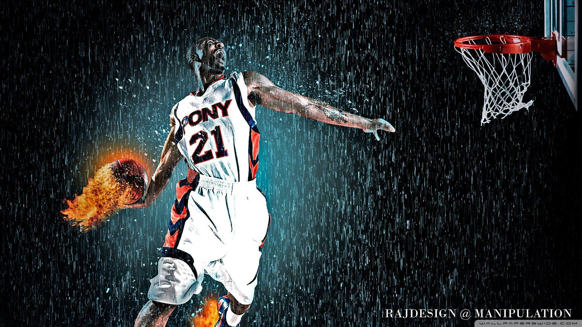 cool basketball wallpapers wallpaper cave