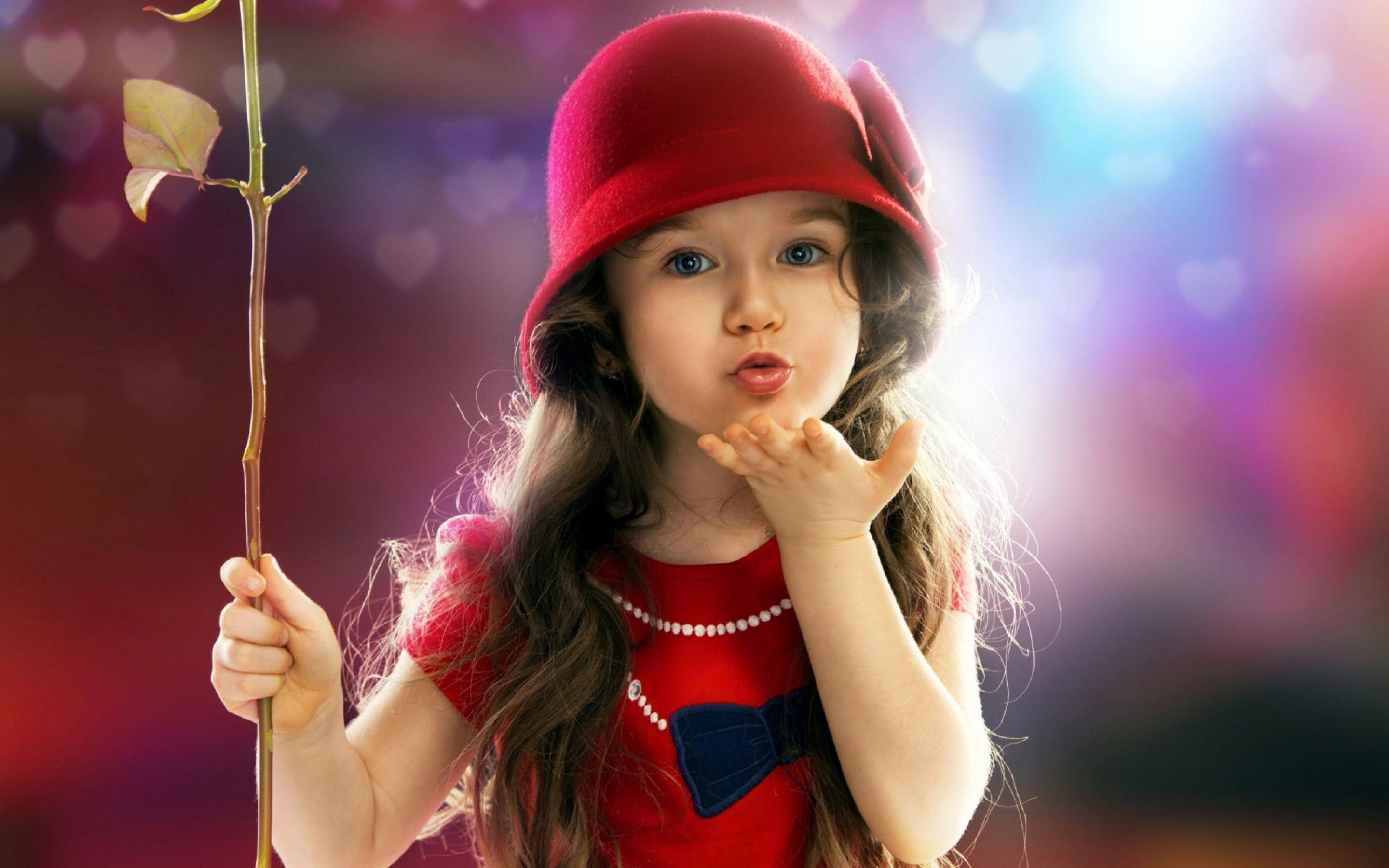 Little Girls Wallpapers Wallpaper Cave